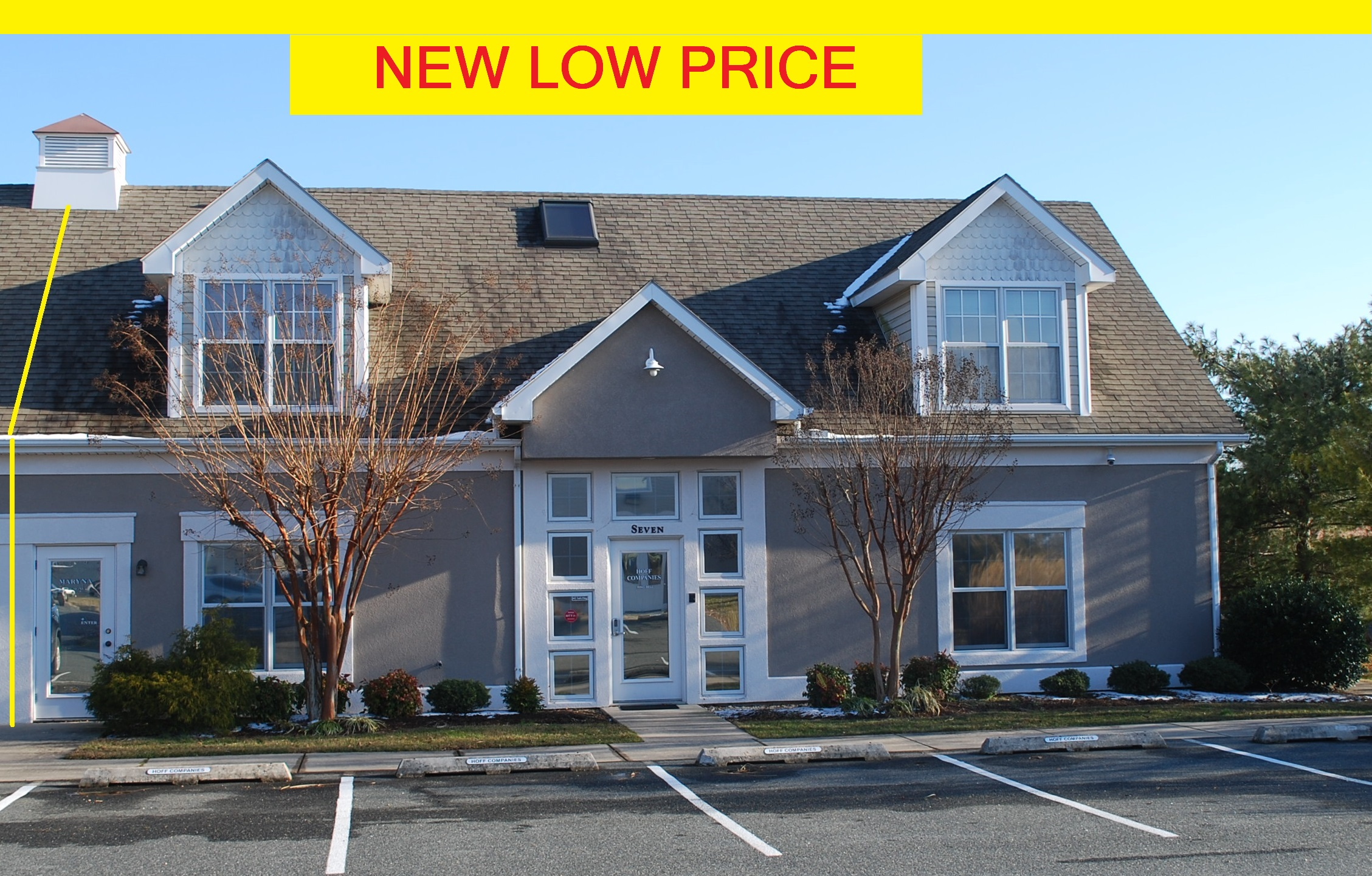 For Lease Class A Offices 1st Floor Reception Area With Four Kitchen 2 Bathrooms 2nd